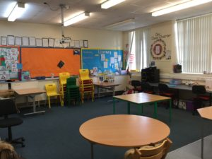P5-7 Classroom